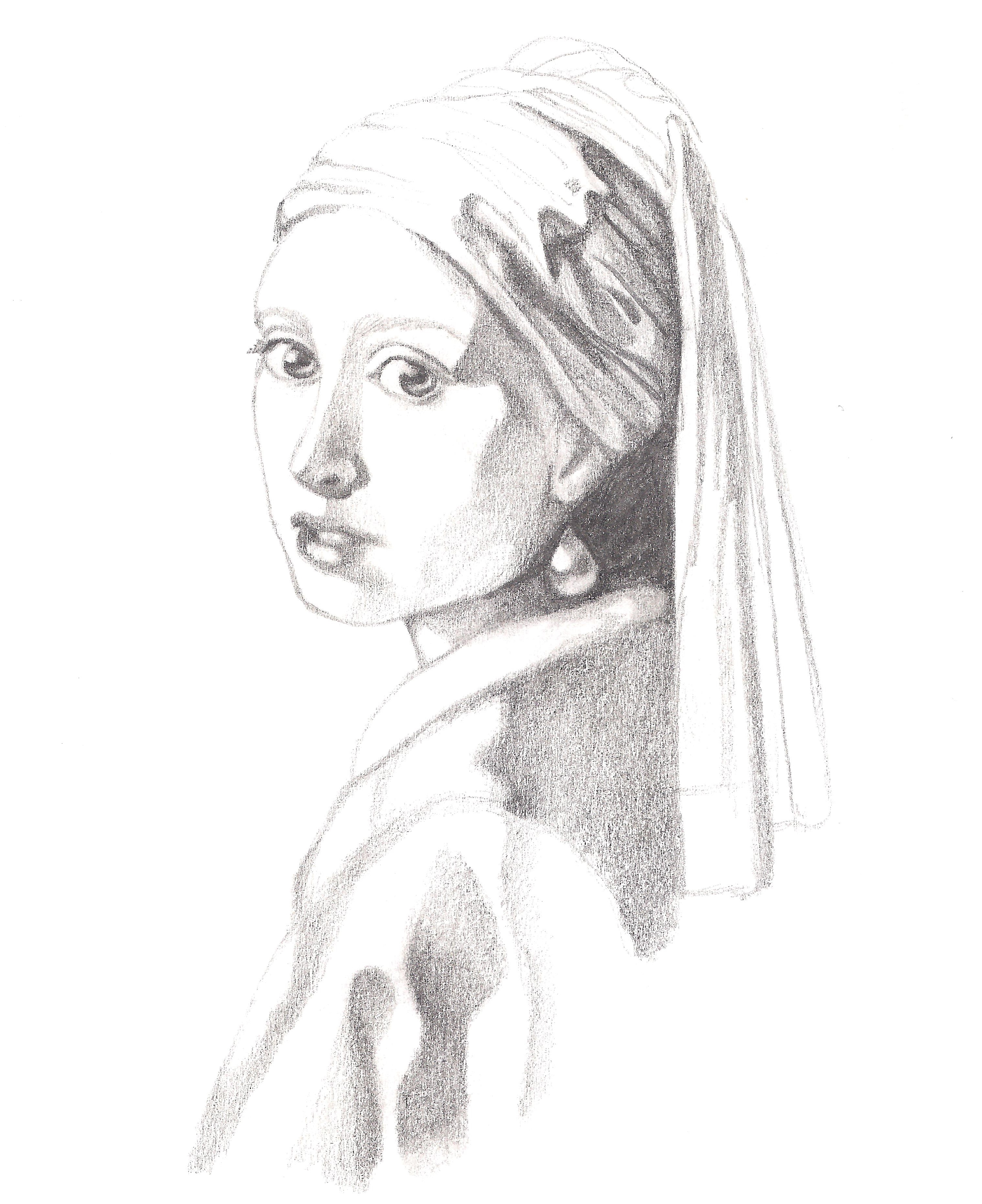 Girl With a Pearl Earring Critical Essays