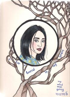 Snow White, Emily Dickinson quote