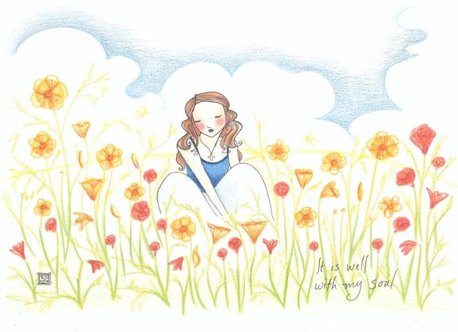 it is well with my soul--Rebecca Górzyńska--Delphina Rose