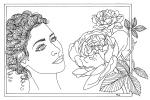 Rebecca E Górzyńska--delphina rose