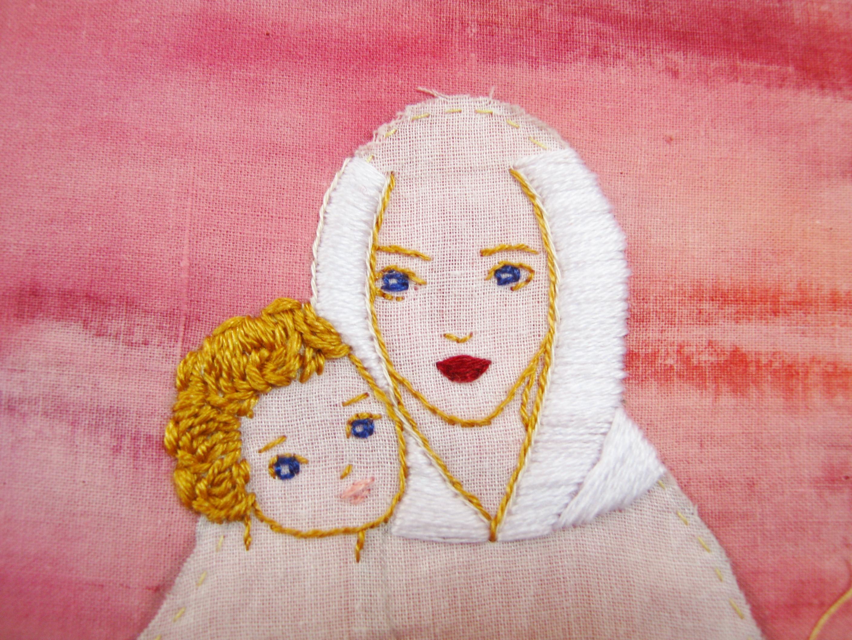 Ave Maris Stella: Progress – Delphina Rose
