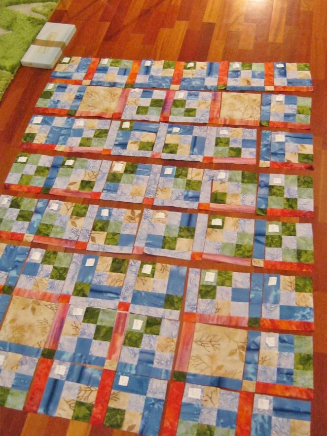 baby quilt pattern 17d-- Rebecca Górzyńska 2014
