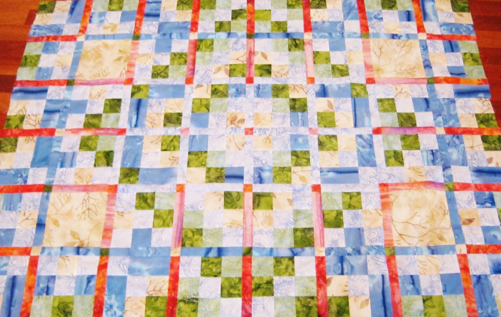 How to put together a 484-piece quilt top (without going insane ... : how to put a quilt together - Adamdwight.com