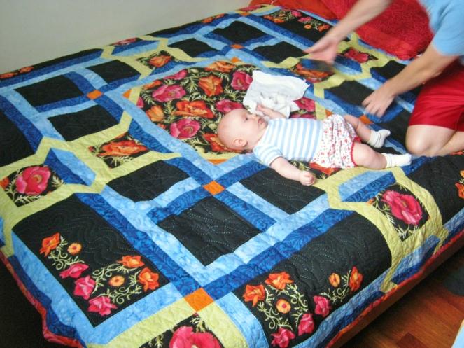 poppy quilt 4