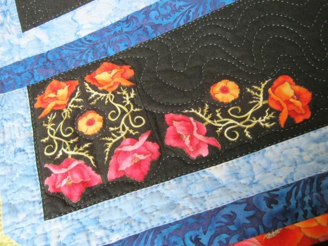 poppy quilt 7