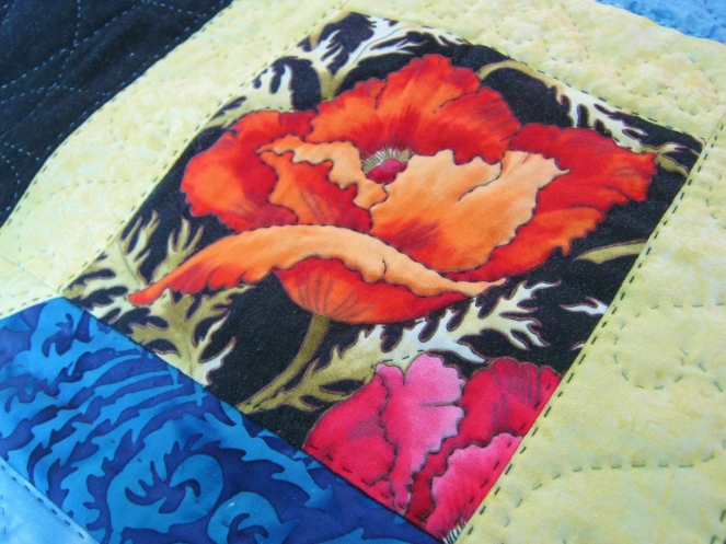 poppy quilt 9