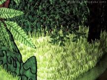 Grass detail.
